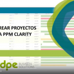 Video como crear proyectos con CA PPM