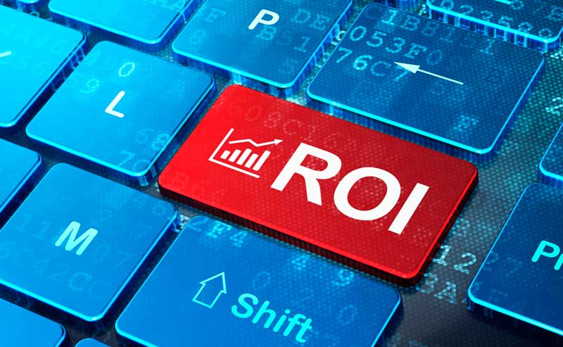 Project portfolio management ROI