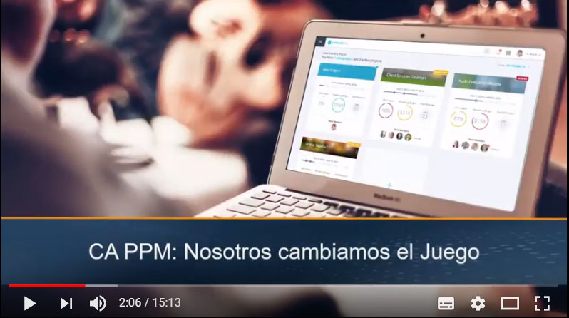 vídeo ca ppm visión general