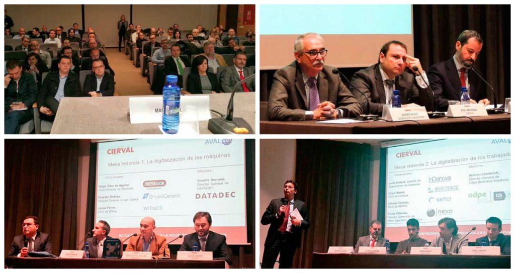 Industria 4.0, digitalizacion y transformacion digital