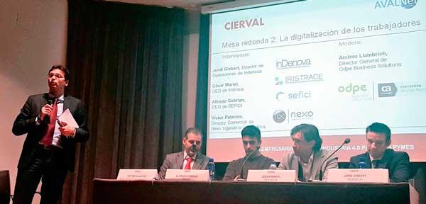 Industria-4.0 y digitalización, Odpe