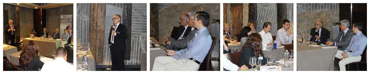 MESA REDONDA Y CONCLUSIONES SOBRE EL EVENTO: BUSINESS INTELLIGENCE ORIENTADO A PROYECTOS