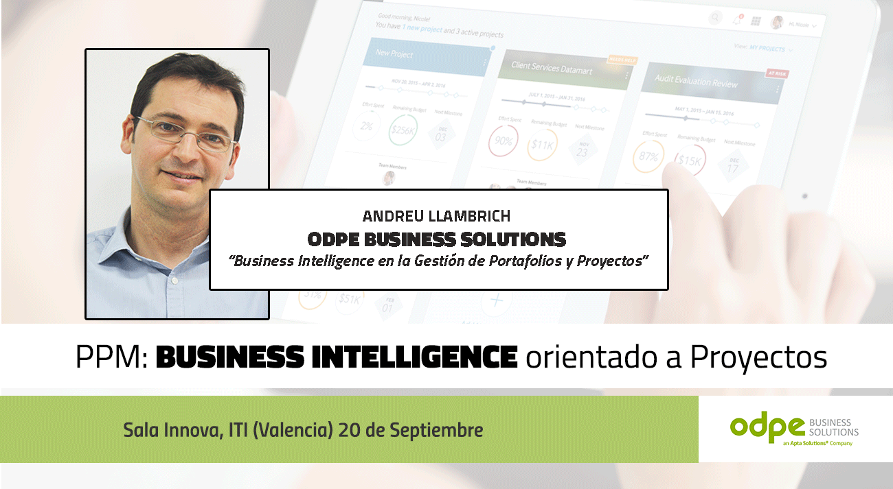 Business intelligence y gestión de proyectos