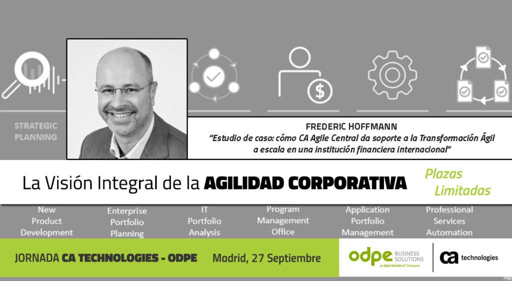 Scale Agile Transfomration with CA Agile Central