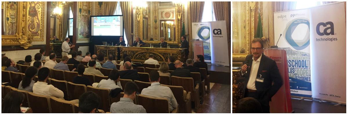 Mesa Redonda: ``Competencias Profesionales para afrontar la Transformación Ágil en la Organizaciones``